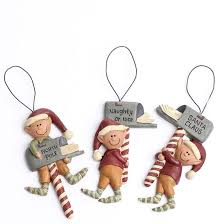whimsical elves ornaments ornaments
