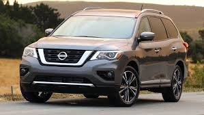 suv nissan 2017 review 2017 nissan pathfinder