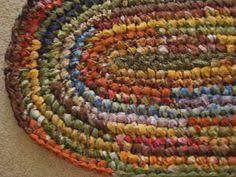 Rag Rug Directions Ikea Rag Rug 5 Crochet Rug Pattern Grandmas Crochet In