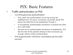 Pix Asa Perform Dns Doctoring by Pix Firewall An Example Of A Stateful Packet Filter Can Also Work
