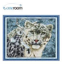 Cross For Home Decor Online Get Cheap Animal Cross Stitch Aliexpress Com Alibaba Group