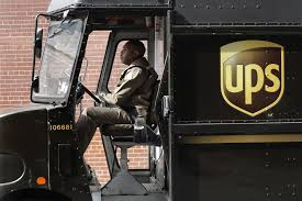 ups delays mount as shopping hobbles courier s network