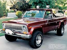 jeep j truck this truck only if it didn t all the lights on it