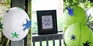 wars baby shower decorations catrina s wars themed baby shower