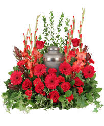 greenville florist adoration urn cremation flowers urn not included in greenville sc