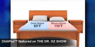 chilipad temperature control mattress topper heat or cool