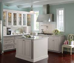 White Kitchen Cabinets Wall Color by Kitchen Room White Kitchen Cabinets Quartz Countertops Mosaic