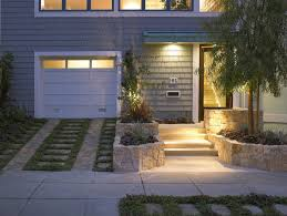front entrance lighting ideas driveway entrance lighting ideas exterior traditional with rock wall