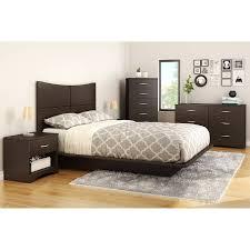 Storage Bedroom Furniture Sets 6 Drawer Double Dresser Black Gray Brown White Bedroom Chest