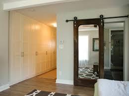 Single Mirror Closet Door At Menards The Display For Mirror Closet Doors Always Has Just