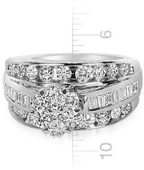 plus size engagement rings plus size wedding rings my trio rings
