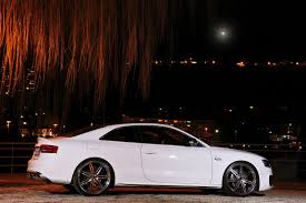 audi s5 coupe white audi s5 by senner tuning white beast