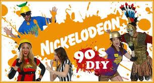 diy 90s nickelodeon game show costumes halloween costumes blog