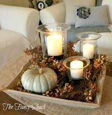 decorations 30 pretty candle decoration ideas for thanksgiving