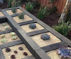 another water saving project in menlo park includes a rock bed