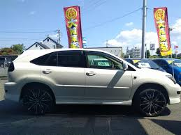 harrier lexus 2010 2005 toyota harrier airs used car for sale at gulliver new zealand