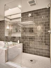 mosaic tiles bathroom ideas bathroom subway tile bathroom shower floor to ceiling grey