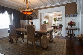 1920s Living Room by In Swampscott Updates Preserve Original Details In 1920s Colonial
