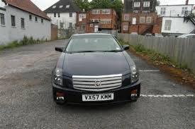 cadillac cts uk cadillac cts 3 6 v6 sport luxury 4dr auto 38000 for sale