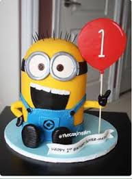 Minion Cake Decorations Minions Buns Or These Alicia Sands U003c3 Pinterest Cake Cup