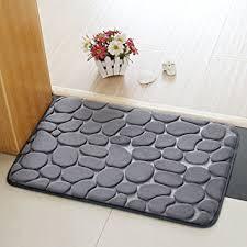 badezimmer teppiche bad teppiche chickwin flanell badematte rutschfeste bequeme