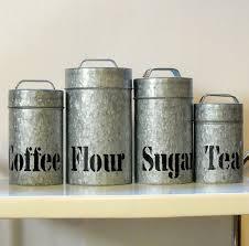 vintage metal kitchen canister sets metal kitchen canisters mforum
