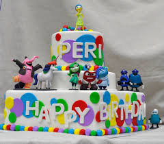 inside out cakes inside out themed cake a photo on flickriver