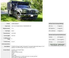 Ford Diesel Truck Mpg - mpg difference between 3 73 and 4 30 ford truck enthusiasts forums