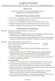 exles of a resume resume summary exles exles of resumes