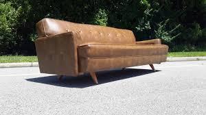 Large Brown Leather Sofa Radiovannes Leather Sofa Ideas