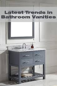 Virtu Bathroom Vanity by Virtu Usa Tiffany 48 Inch Single Sink White Vanity With Carrara