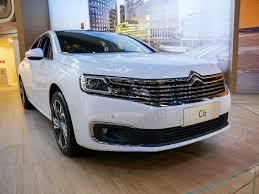 citroen logo history beijing 2016 citroën c6 is better inside than out car design news