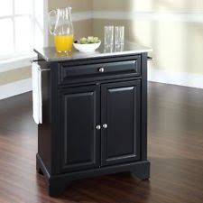 stainless top kitchen island stainless steel kitchen island ebay