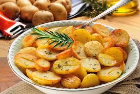 cuisiner pomme de terre grenaille recette grenailles aux aromates