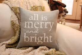 Domain Decorative Christmas Pillows by Festive Handmade Christmas Pillows For A Perfect Christmas Gift