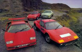 fastest lamborghini vs fastest ferrari group test ferrari 512bbi boxer porsche 911 turbo 930 vs