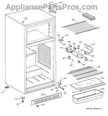 ge wr09x10040 thermostat appliancepartspros com