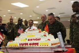 food service marines compete for best marine corps u0027 birthday cake