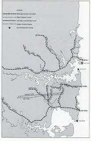 Sydney Map A Short History Of Sydney Cartography