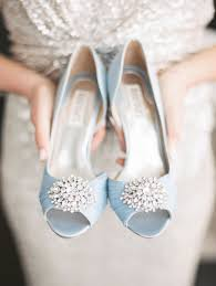 light blue wedding flats the best way to rock your something blue on your wedding day