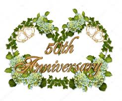 50th anniversary ivy and hydrangea u2014 stock photo irisangel 2158637