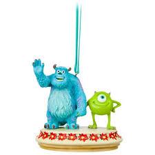 your wdw store disney ornament pixar monsters inc