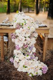 wedding flowers table decorations wedding trends 12 table runners centerpiece decoration ideas