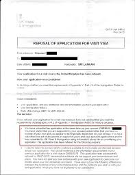 Employment Letter For Uk Business Visa uk visit visa refused and false allegations stated in the refusal