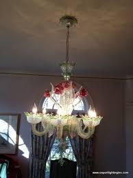 Murano Chandeliers Chandelier Installer New Jersey Expert Lighting