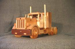 best learning toys 2 year old wooden toy truck and rv 650 via etsy