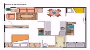 floor plan with sliding door youtube