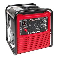 honda 2 800 watt gasoline powered portable inverter generator with