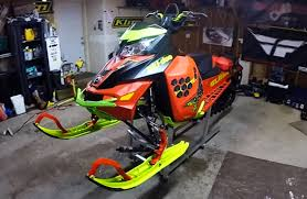 video 2016 ski doo summit x time lapse build american