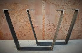 in metal table legs metal table legs flat bar